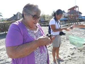 Sra. Sargent y Mamá. Eco-Tour Acapulco Tour By Van, Rudy Fregoso 014