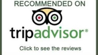 Rudy´s TourByVan Trip Advisor´s # 1 by 5th. consecutive year