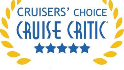 Rudy´s TourByVan #1 in Cruise Critic by 6th. consecutive year