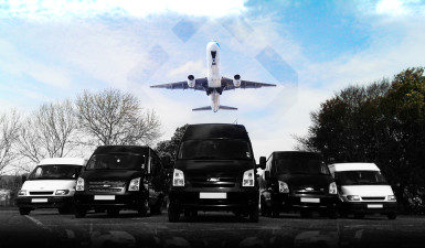 Round-Trip Airport Transfer Starting at $44 USD