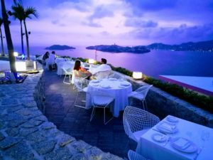 Bella Vista Restaurant Luxury Alfresco Dinner & Two Drinks at Diver Show from $87.99USD