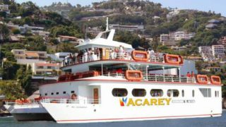 Acapulco Acarey Yacht Cruise Open Bar Sunset Tour from $23.99USD
